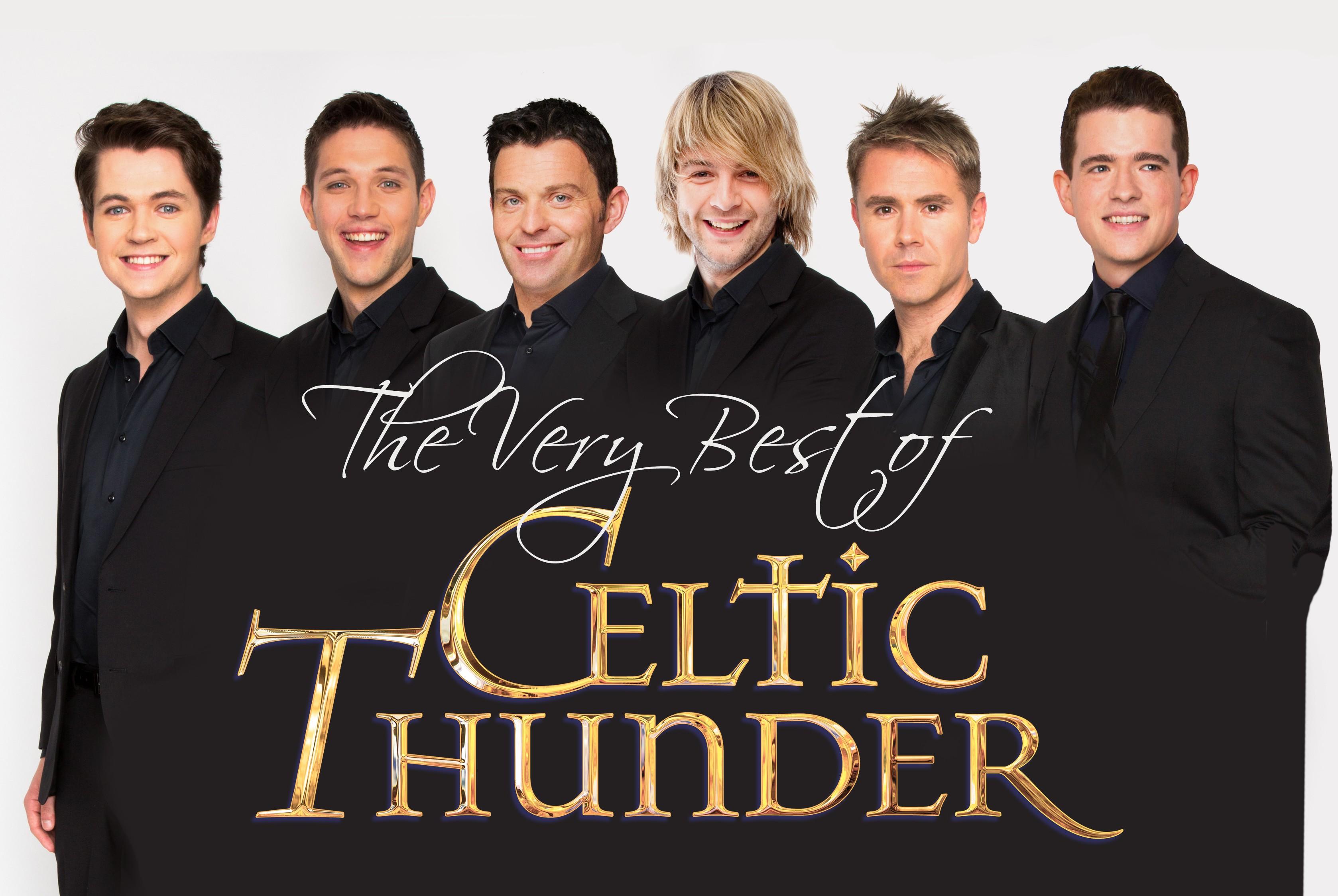 Very Best Of Celtic Thunder Magnet