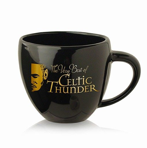 Best Of Celtic Thunder Barrel Mug