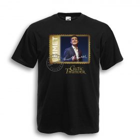 EMMET CAHILL BLACK TOUR TEE SHIRT