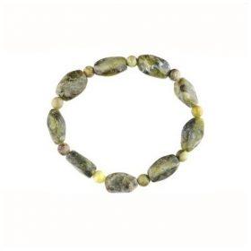 Connemara Marble Nugget Style Bracelet