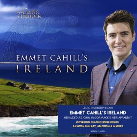 Emmet Cahill'S Ireland * Signed *