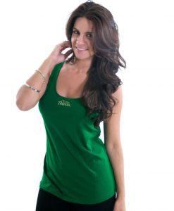 Ladies Spandex Jersey Cotton Tank Top