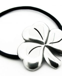 Irish Shamrock Hair Bobbin