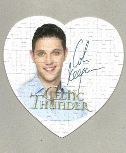 Colm Love Heart Jigsaw