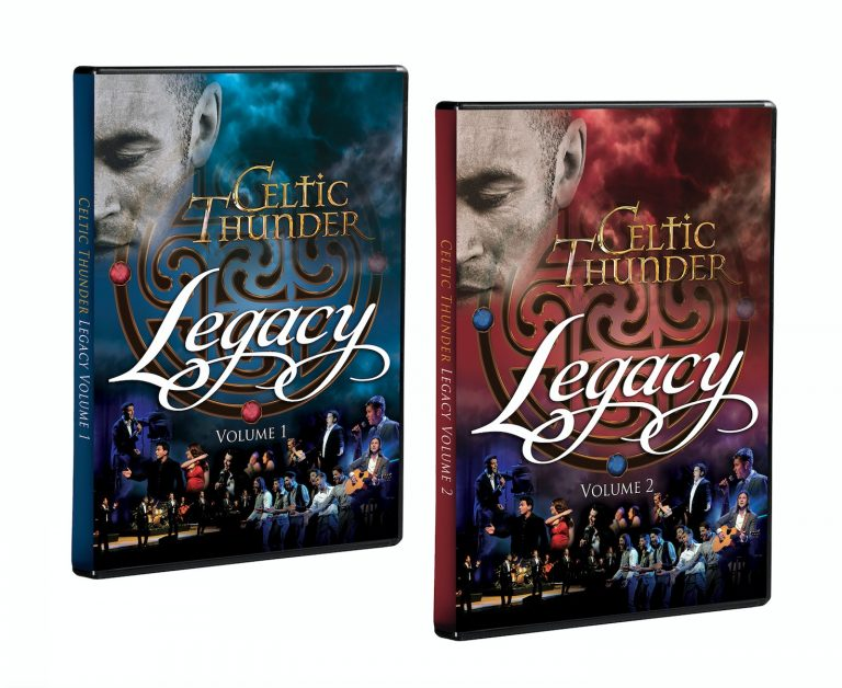 Legacy Volume One & Two Dvd Pack