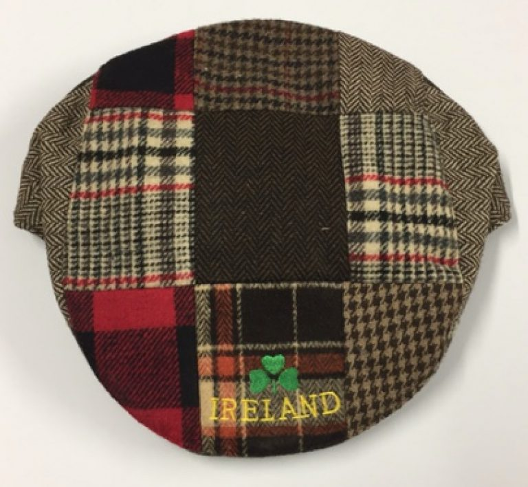 Traditional Irish Handmade Patch Cap