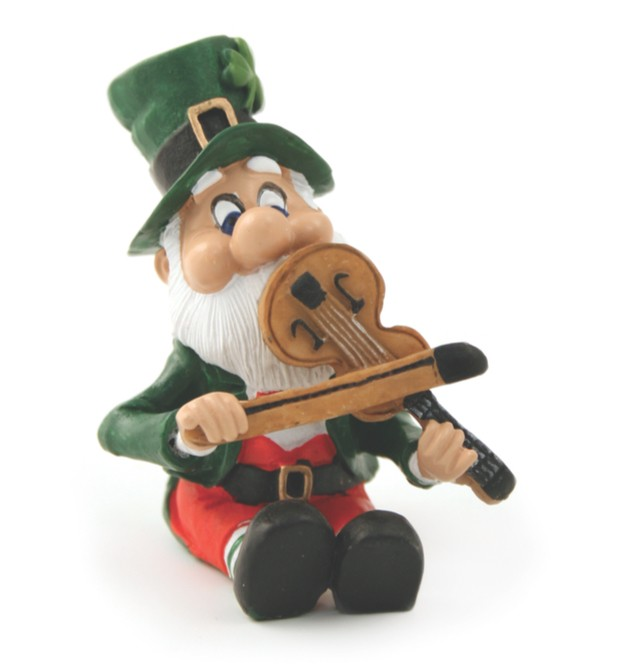 Little Man Fiddle Player