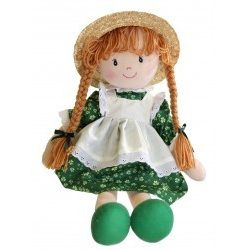 Large Grainne Rag Doll 22 Inch