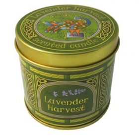 Lavender Harvest Fragrant Travel Candle