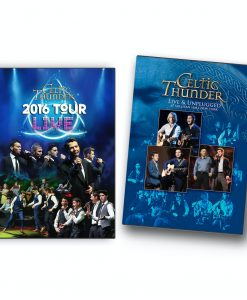 2016 Tour Live & 2012 Live & Unplugged Dvd Bundle