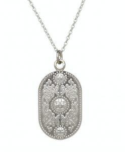 Silver Arda Pendant
