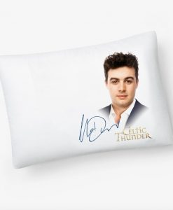 Michael O'Dwyer Pillow Case