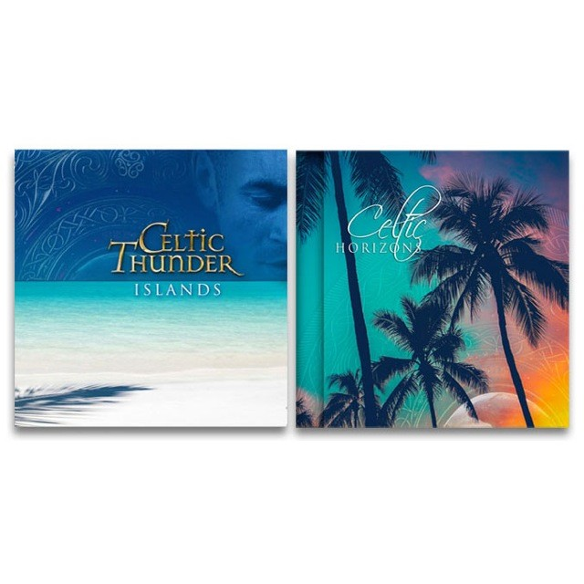 Horizons Cd And Islands Cd Bundle
