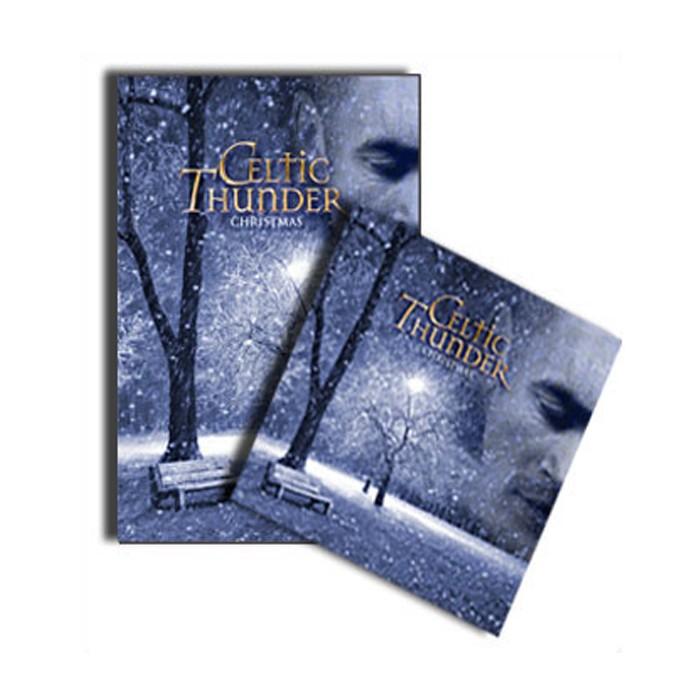 christmas cd and dvd bundle - Celtic Thunder Christmas