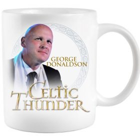 Celtic Thunder George Mug
