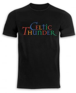 World Colours Tee Shirt Black