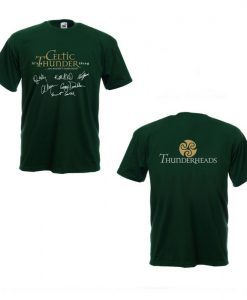 Thunderhead T-Shirt Forest Green