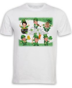 Celtic Thunder Caricature Fun T-Shirt