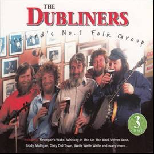 The Dubliners 3 Cd Bundle