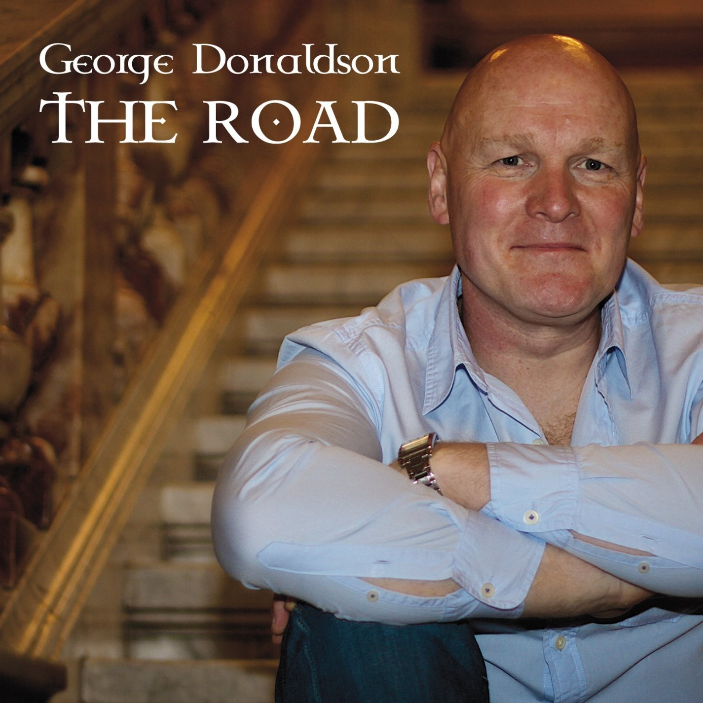 George Donaldson - The Road Cd