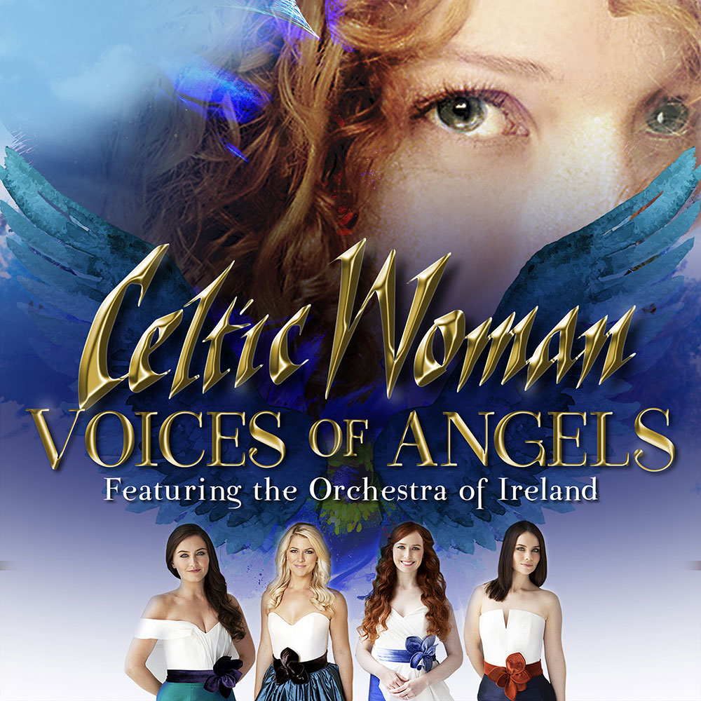 celtic woman voices of angels cd celtic thunder store - Celtic Woman Christmas Songs
