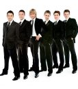6 man Suits Flat