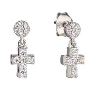 c8b9596d6 Celtic Cross Earrings With Cz – Celtic Thunder Store