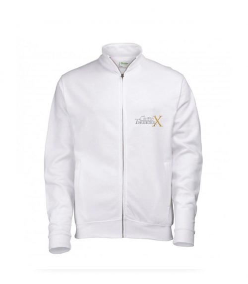 CTX ARTIC WHITE HOODIE
