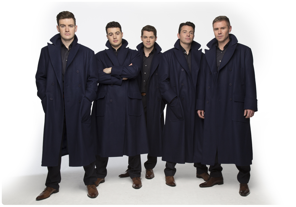 Celtic Thunder – World Famous Irish Show