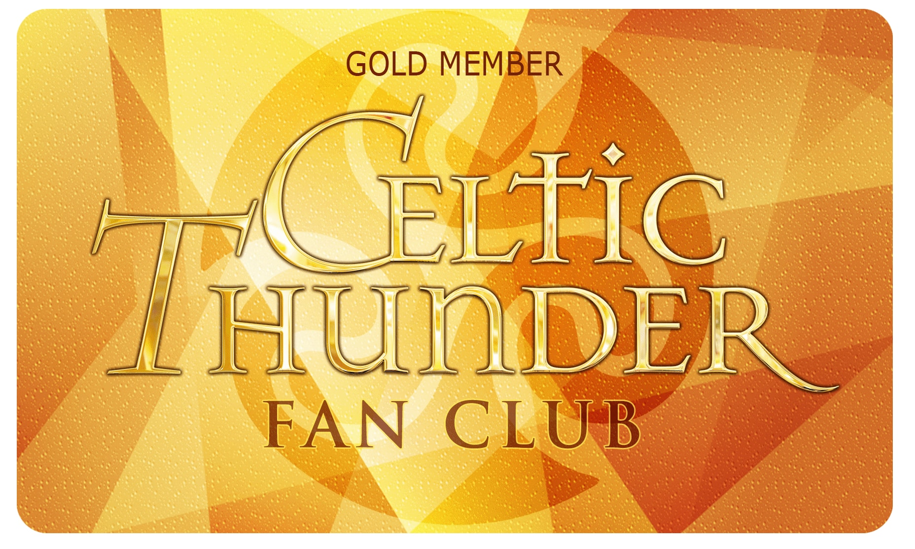 GOLD FAN CLUB SUBSCRIPTION