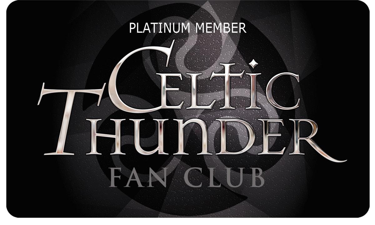 Platinum fan club subscription
