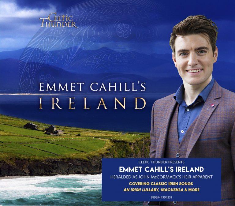 EMMET CAHILL TOUR 2019 | Celtic Thunder