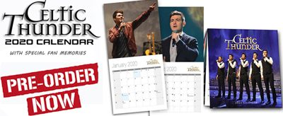 2020 CELTIC THUNDER CALENDAR