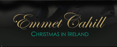 EMMET CAHILL – 'CHRISTMAS IN IRELAND'